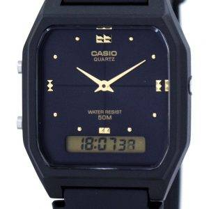 Casio Youth Dual Time Analog Digital Quartz AW-48HE-1AV AW48HE-1AV Men's Watch