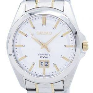 Seiko Analog Quartz SUR011 SUR011P1 SUR011P Men's Watch