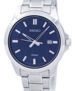 Seiko Classic Quartz SUR243 SUR243P1 SUR243P Men's Watch