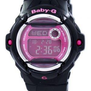 Casio Baby-G World Time Telememo BG-169R-1B Womens Watch