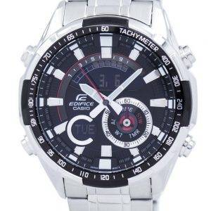 Casio Edifice Chronograph Analog Digital ERA-600D-1AV ERA600D-1AV Men's Watch