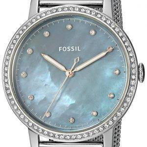 Fossil Neely Quartz Diamond Accent ES4313 Women's Watch