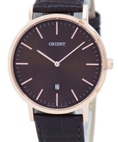 Orient Slim Collection Minimalist Quartz FGW05001T Men's Watch