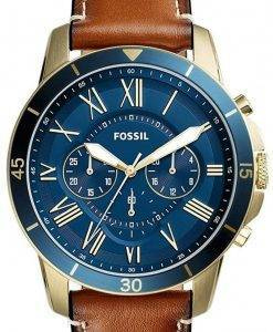 Fossil Grant Sport Chronograph Quartz FS5268 Men's Watch