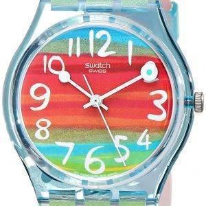 Swatch Originals Color The Sky Quartz GS124 Unisex Watch
