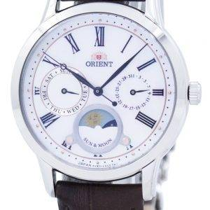 Orient Classic Quartz 'Sun & Moon' Japan Made RA-KA0005A00C Women's Watch