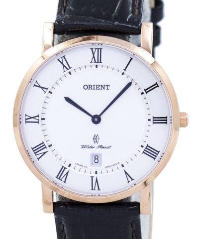 Orient Quartz SGW0100EW0 Men's Watch