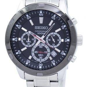 Seiko Chronograph Quartz SKS611 SKS611P1 SKS611P Men's Watch