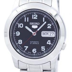 Seiko 5 Automatic Japan Made SNKK35 SNKK35J1 SNKK35J Men's Watch