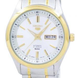 Seiko 5 Automatic Japan Made SNKN92 SNKN92J1 SNKN92J Men's Watch