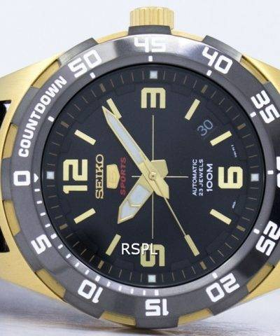 Seiko 5 Sports Automatic SRPB86 SRPB86K1 SRPB86K Men's Watch