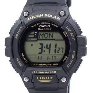 Casio Youth Digital Tough Solar 5 Alarms W-S220-9AVDF Mens Watch
