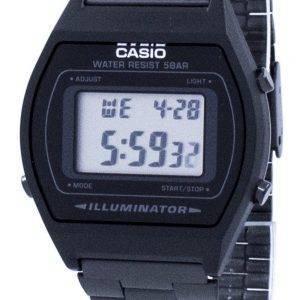 Casio Vintage Illuminator Alarm Digital B640WB-1A Unisex Watch