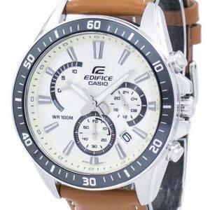 Casio Edifice Chronograph Quartz EFR-552L-7AV EFR552L-7AV Men's Watch