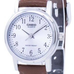 Casio Analog Quartz LTP-1095E-7B LTP1095E-7B Women's Watch