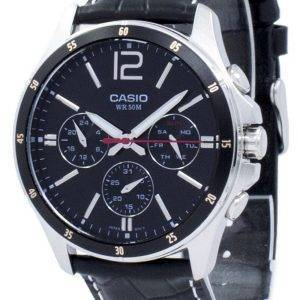 Casio Enticer Analog Quartz MTP-1374L-1AV MTP1374L-1AV Men's Watch