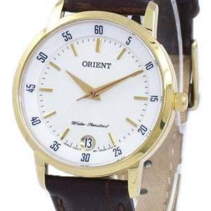 Orient Contemporary Quartz Japan Made SUNG6003W0 Women's Watch