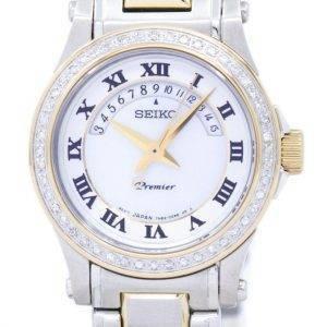 Seiko Premier Diamond SXD774P1 SXD774 Women's Watch