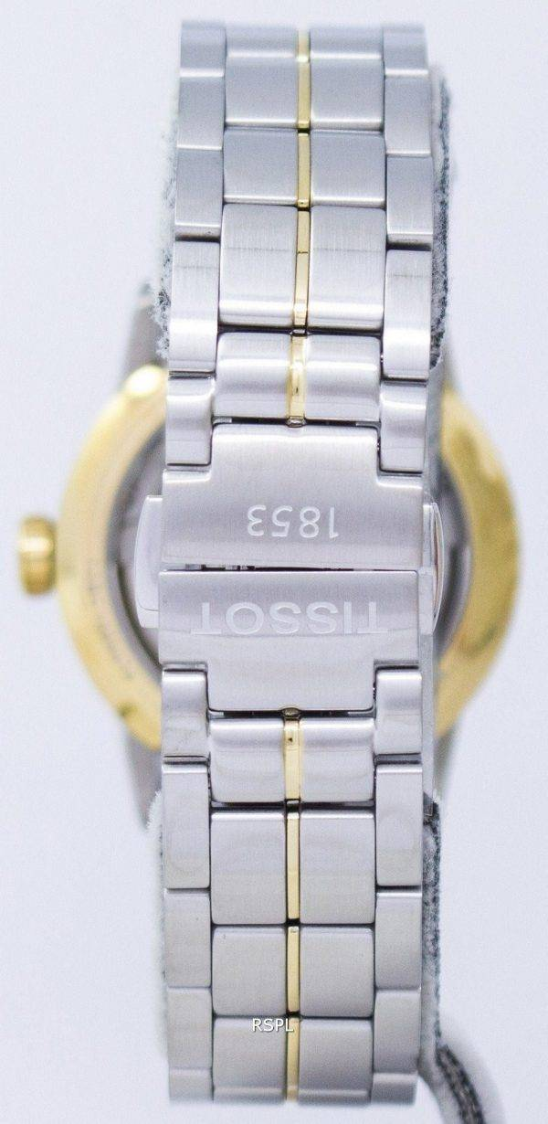 Tissot T-Classic Luxury Powermatic 80 T086.207.22.261.00 T0862072226100 Women's Watch
