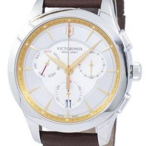 Victorinox Alliance Swiss Army Chronograph Quartz 241750 Men's Watch