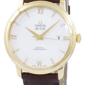 Omega De Ville Prestige Co-Axial Chronometer Automatic 424.53.40.20.52.001 Men's Watch