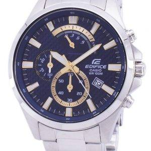 Casio Edifice Retrograde Chronograph Quartz EFV-530D-2AV EFV530D2AV Men's Watch