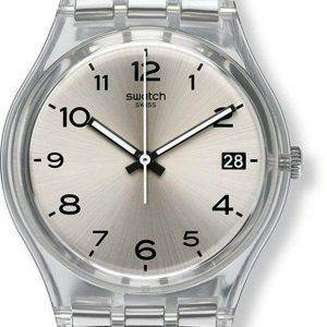 Swatch Originals Silverall Analog Quartz GM416B Unisex Watch