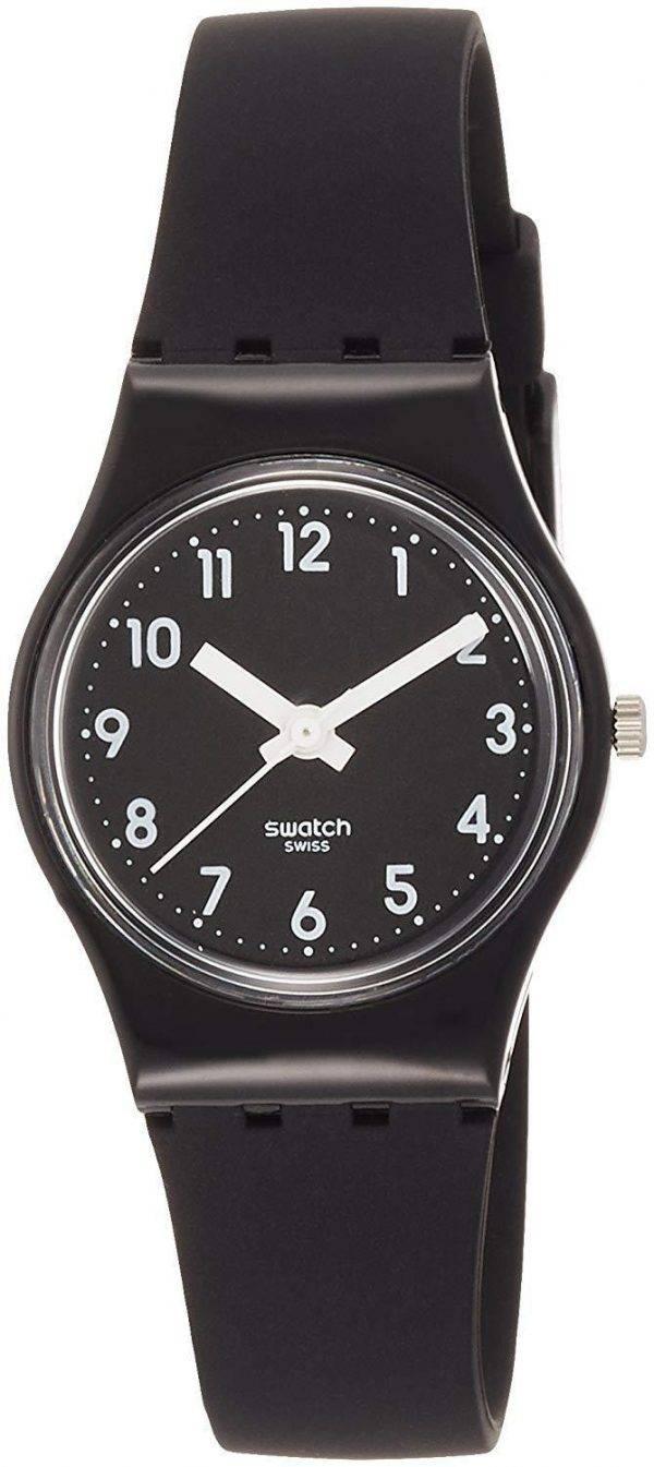 Swatch Originals Lady Black Single Anlog Quartz LB170E Women's Watch