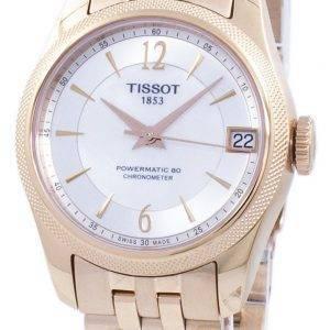 Tissot Ballade Powermatic 80 COSC Automatic T108.208.33.117.00 T1082083311700 Women's Watch