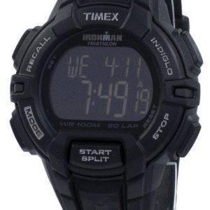 Timex Sports Ironman Triathlon Rugged 30 Lap Indiglo Digital T5K793 Men's Watch