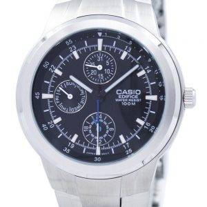 Casio Edifice Analog Three Dials EF-305D-1AV Mens Watch