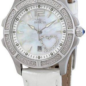 Invicta Wildflower Diamond Accent Quartz 1029 Women's Watch