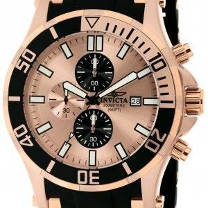 Invicta Sea Spider Chronograph Quartz 200M 1479 Men's Watch
