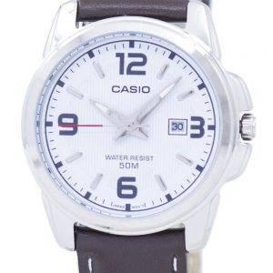 Casio Enticer Analog Quartz LTP-1314L-7AVDF LTP-1314L-7AV Womens Watch