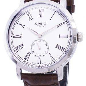 Casio Analog Quartz MTP-E150L-7BV MTPE150L-7BV Men's Watch