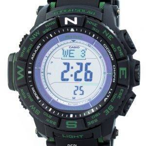 Casio Protrek Triple Sensor Tough Solar Atomic PRW-S3500-1D Watch