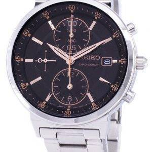 Seiko Chronograph Quartz SNDV23 SNDV23P1 SNDV23P Women's Watch