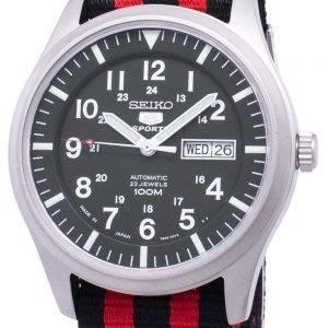 Seiko 5 Sports Automatic Japan Made Nato Strap SNZG09J1-NATO3 Men's Watch
