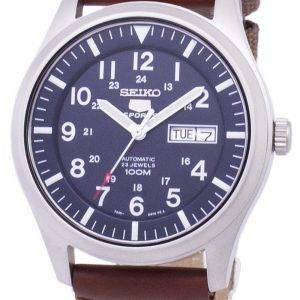 Seiko 5 Sports Automatic Canvas Strap SNZG11K1-NS1 Men's Watch