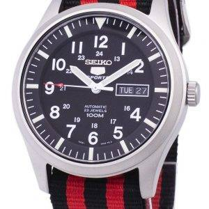 Seiko 5 Sports Automatic Nato Strap SNZG15K1-NATO3 Men's Watch