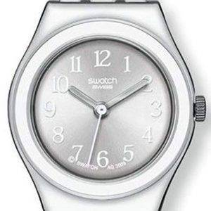 Swatch Irony White Chain Quartz YSS254G Women's Watch