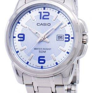 Casio Enticer Analog Quartz LTP-1314D-2AVDF LTP-1314D-2AV Womens Watch