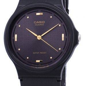 Casio Quartz Enticer Analog Black Dial MQ-76-1ALDF MQ-76-1AL Mens Watch