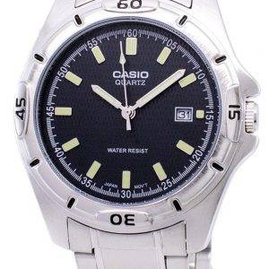 Casio Enticer Quartz Analog Black Dial MTP-1244D-8ADF MTP-1244D-8A Mens Watch