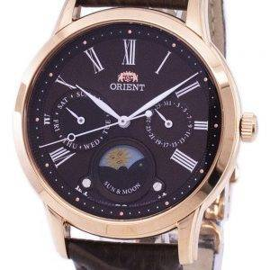 Orient Sun And Moon Quartz RA-KA0002Y10B Women's Watch