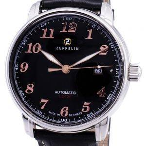Zeppelin Series LZ127 Graf Germany Made 7656-2 76562 Men's Watch