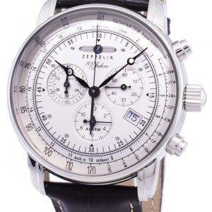 Zeppelin 100 Years ED.1 Germany Made 7680-1 76801 Men's Watch