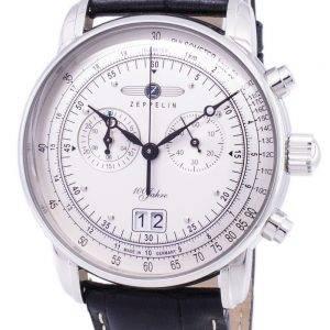 Zeppelin Series 100 Years ED.1 Germany Made 7690-1 76901 Men's Watch