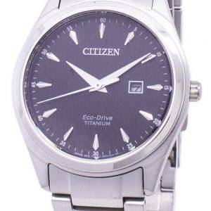 Citizen Eco-Drive Super Titanium EW2470-87E Women's Watch