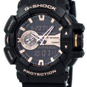 Casio G-Shock Analog Digital World Time GA-400GB-1A4 Mens Watch